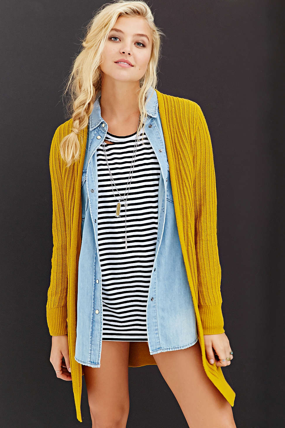 Urban Outfitters Springsummer Womens Sweaters Emily Blickle