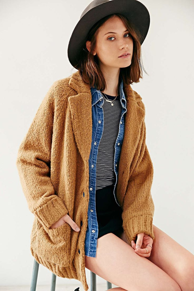 Urban Outfitters Fallwinter Womens Sweaters Emily Blickle